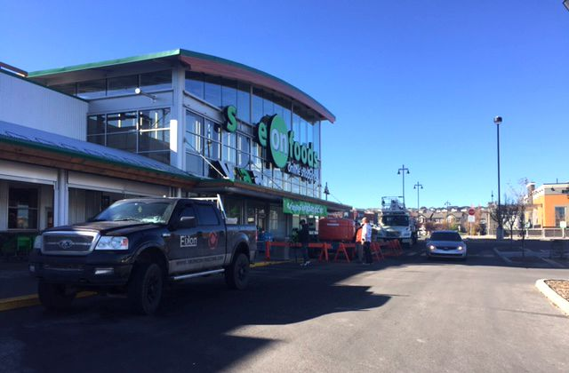 Commercial Construction and Property services Calgary